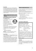 Sony DSLR-A290L - DSLR-A290L Mode d'emploi Roumain - Page 3