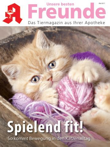 "Leseprobe ""Unsere besten Freunde"" Mai 2017"