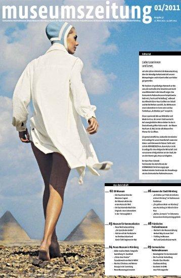 Museumszeitung, Ausgabe 37 vom 22. März 2011