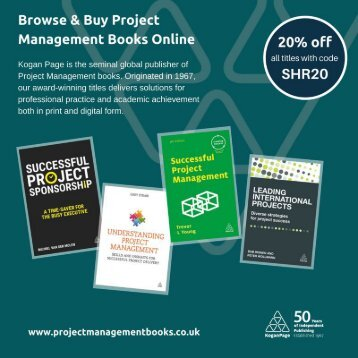 Browse & Buy Project Management Books Online