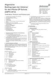 ABPO 2012 - Uelzener Versicherungen