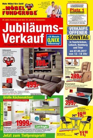 Die Möbelfundgrube KW18 - Jubiläumsverkauf