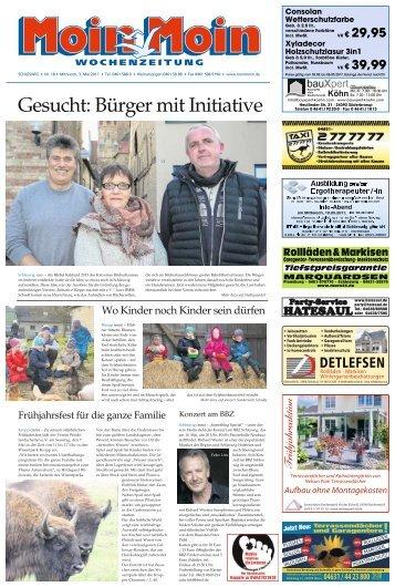 MoinMoin Schleswig 18 2017