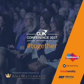 CLIA Conference 2017 DIGITAL FINAL