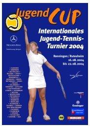 Internationales Jugend-Tennis- Turnier 2004 - Mercedes Jugend Cup