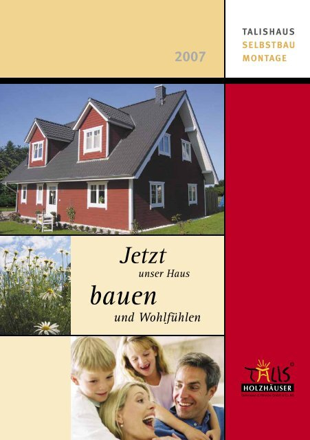 Talishaus D Talis Holzhaus