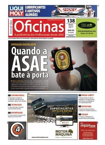 Jornal das Oficinas 138