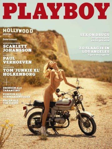 Playboy Netherlands - April 2017