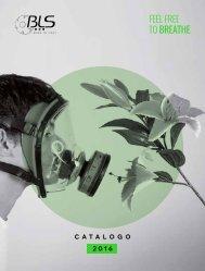 CATALOGO BLS