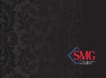 S.M.G catalouge