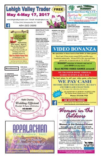 Lehigh Valley Trader May 4-May 17, 2017 issue