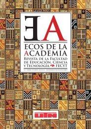 UTN - Revista Ecos de la Academia