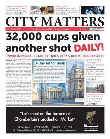 City Matters Edition 031