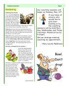 May Newsletter - Page 5