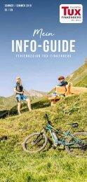 Info-Guide Sommer 2019