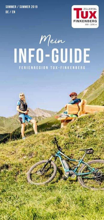 Info-Guide Sommer 2017