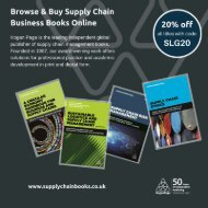 Browse & Buy Supply Chain Books Online