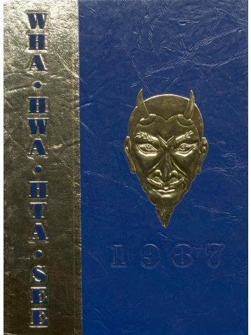 WHHS 1987