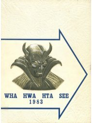 WHHS 1983