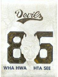 WHHS 1986
