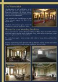Wentworth Woodhouse Wedding Brochure - Page 6