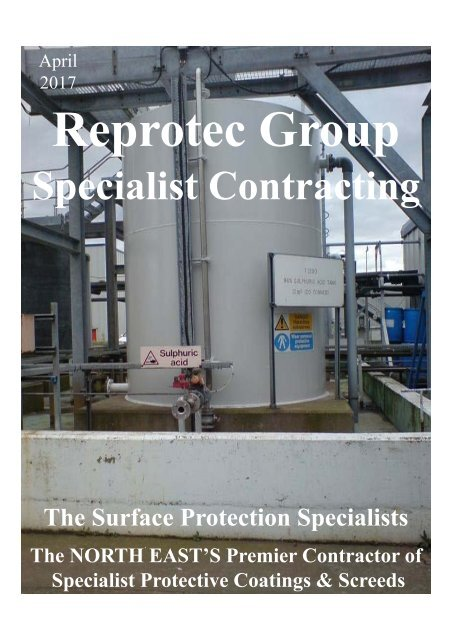 Reprotec Specialist  Contracting