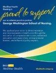 GW Nursing Magazine Spring 2017 - Page 4