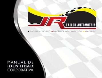 MANUAL DE IDENTIDAD CORPORATIVA JR