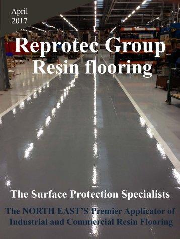 Reprotec Resin Flooring
