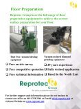 Reprotec Resin Flooring - Page 4