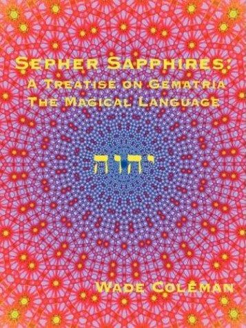 Gematria - Sepher Sapphires Volume 1.pdf