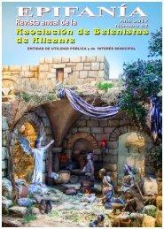 Portada y contraportada Epifanía nº 62