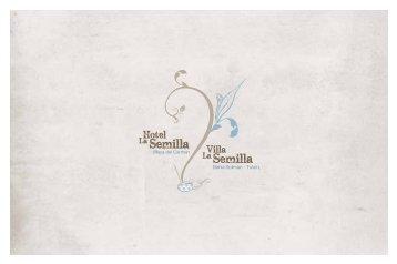 LA SEMILLA- BROCHURE V5