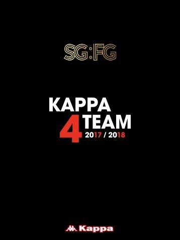 KAPPA 2018 Team Wear