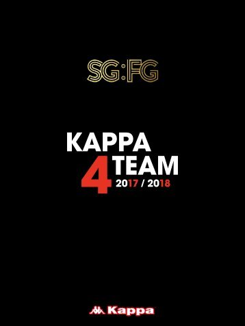 KAPPA 2018 Team Brochure