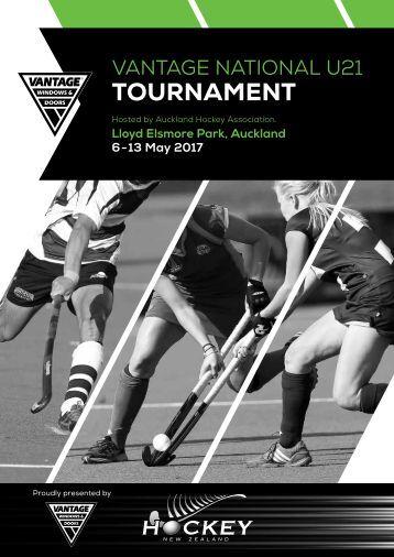 2017 U21 Tournament Program