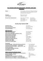 2017 U21 Tournament Program  - Page 5