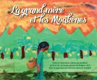 La grand mère et les Moakènes