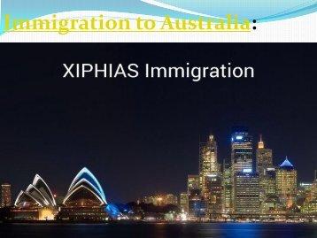 Australia job Consultant in India