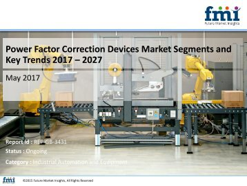 Power Factor Correction Devices Market Pdf