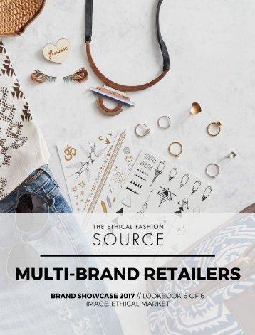 Brand Showcase 2017 - 6/6 Multi-brand Retailers