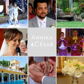 annika & cesar wedding book v2