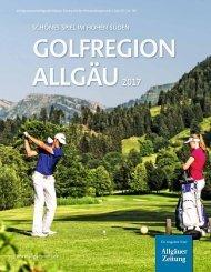 Golfregion Allgäu 2017
