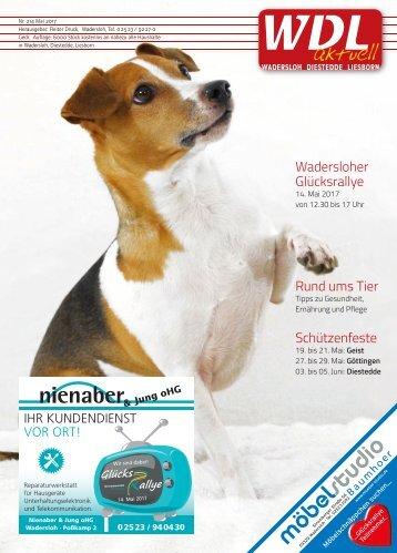 WDL-aktuell Mai 2017