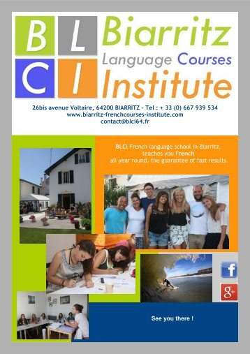 Biarritz_French_Courses_Institute