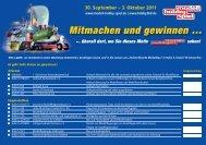 Mitmachen und gewinnen … - Leipziger Buchmesse