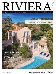 Riviera Sélections - Mai 2017