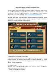 Naruto Online-Der neue Spielmodus Raum-Zeit geht online