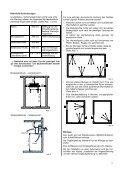 REMKO GPA Gas Wand-Heizautomaten Bedienung Technik ... - Seite 7