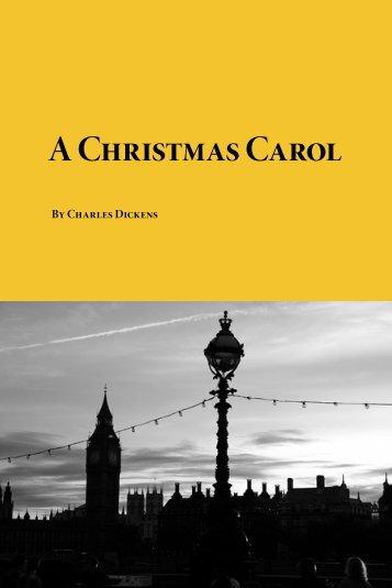 livro-estrangeiro-a-christmas-carol-charles-dickens